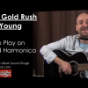 Neil Young - After The Gold Rush - How To Play on Guitar and Harmonica