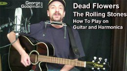 Learn to play Dead Flowers by The Rolling Stones