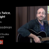 Cover of Bob Dylan's Don't Think Twice It's Alright