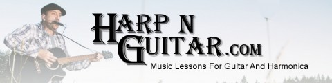Harp N Guitar Music Lessons