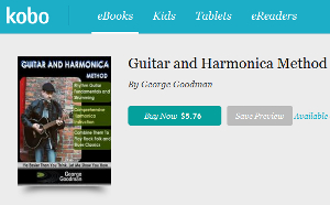 Guitar and Harmonica Method available at Kobo Books
