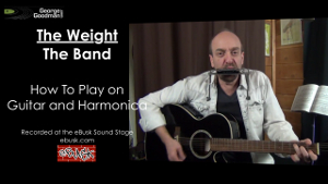 Learn how to play The Band's The Weight on guitar and harmonica