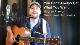 Harmonica chords lesson