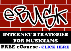 eBusk Internet Strategies for Musicians