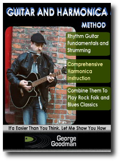 Guitar and Harmonica Method eBook Now Available