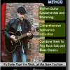 Guitar and Harmonica Method eBook now available in all formats