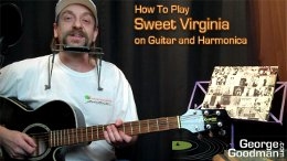 How to Play Sweet Virginia